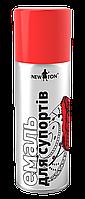 Краска красная термостойкая для окраски суппортов и тормозных дисков автомобилей и мотоциклов New Ton