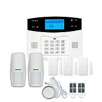 Комплект бездротової GSM + WIFI сигналізації WL-99ASGT
