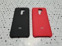 Брендовий SOFT-TOUCH чохол SILICONE COVER для Xiaomi (Ксиоми) Redmi 9