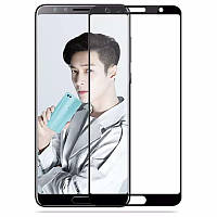 Защитное стекло для Huawei (Хуавей) Nova 2S (На весь экран) Черное, Белое и Золотое