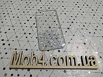 Силіконовий чохол накладка Зоряний пил для Apple iPhone 7/8