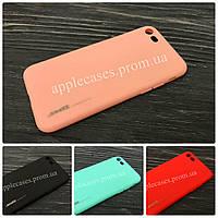 TPU чехол Smitt накладка на бампер для Apple iPhone 7/8 (4 кольори)