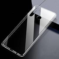 Силиконовый прозрачный чехол бампер накладка для Huawei (Хуавей) Nova 2S