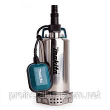 Насос дренажный погружной Makita PF 1100, 1100 Вт, 250 л/мин,  5,9 кг