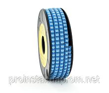 Маркер кабельный 6,(200 шт в упаковке),цена за упаковку