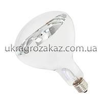 Лампа инфракрасная R125 100 Вт бел. UFARM