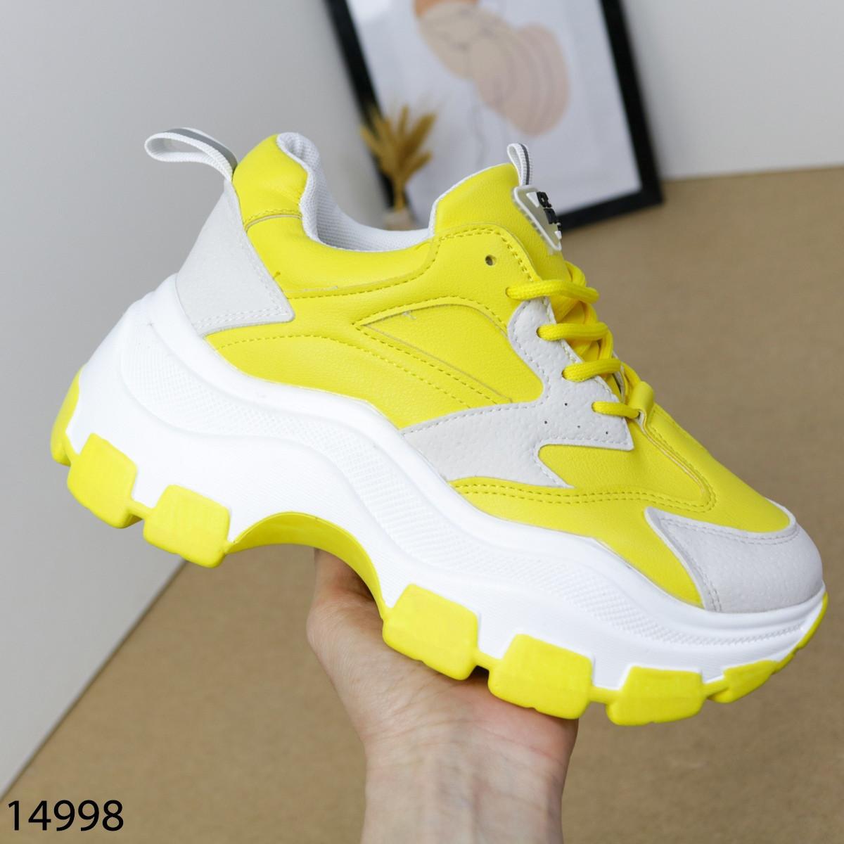 Яскраві кросівки 14998 (SH)
