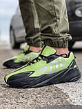 Кросівки чоловічі 15524, Adidas Yeezy 700, зелені, [ 41 42 43 44 45 ] р. 42-27,0 див., фото 3