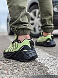 Кросівки чоловічі 15524, Adidas Yeezy 700, зелені, [ 41 42 43 44 45 ] р. 42-27,0 див., фото 4