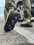 Кросівки чоловічі 15524, Adidas Yeezy 700, зелені, [ 41 42 43 44 45 ] р. 42-27,0 див., фото 5