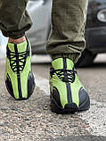 Кросівки чоловічі 15524, Adidas Yeezy 700, зелені, [ 41 42 43 44 45 ] р. 42-27,0 див., фото 7