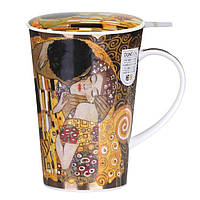 Чашка с заварником DUNOON 440 мл. SHETLAND SET BELLE EPOQUE (SH-BELE-XX)
