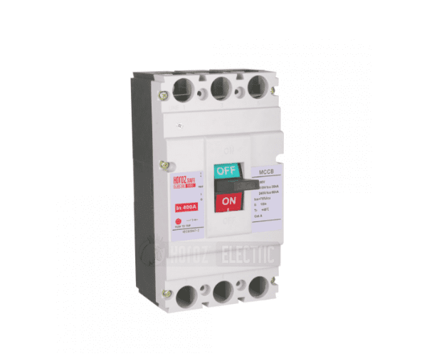 Автоматичний вимикач 3Р 630А C 35кА 400V (Horoz Electric)