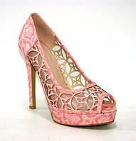 Элегантные туфли на каблуке, фото 1