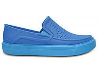 Кроксы сабо Детские Citi Lane Roka Ocean/White  С12 29-30 18,3 см Голубой