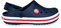Кроксы сабо Детские Crocband Kids Navy J2 33-34 20,8 см Синий