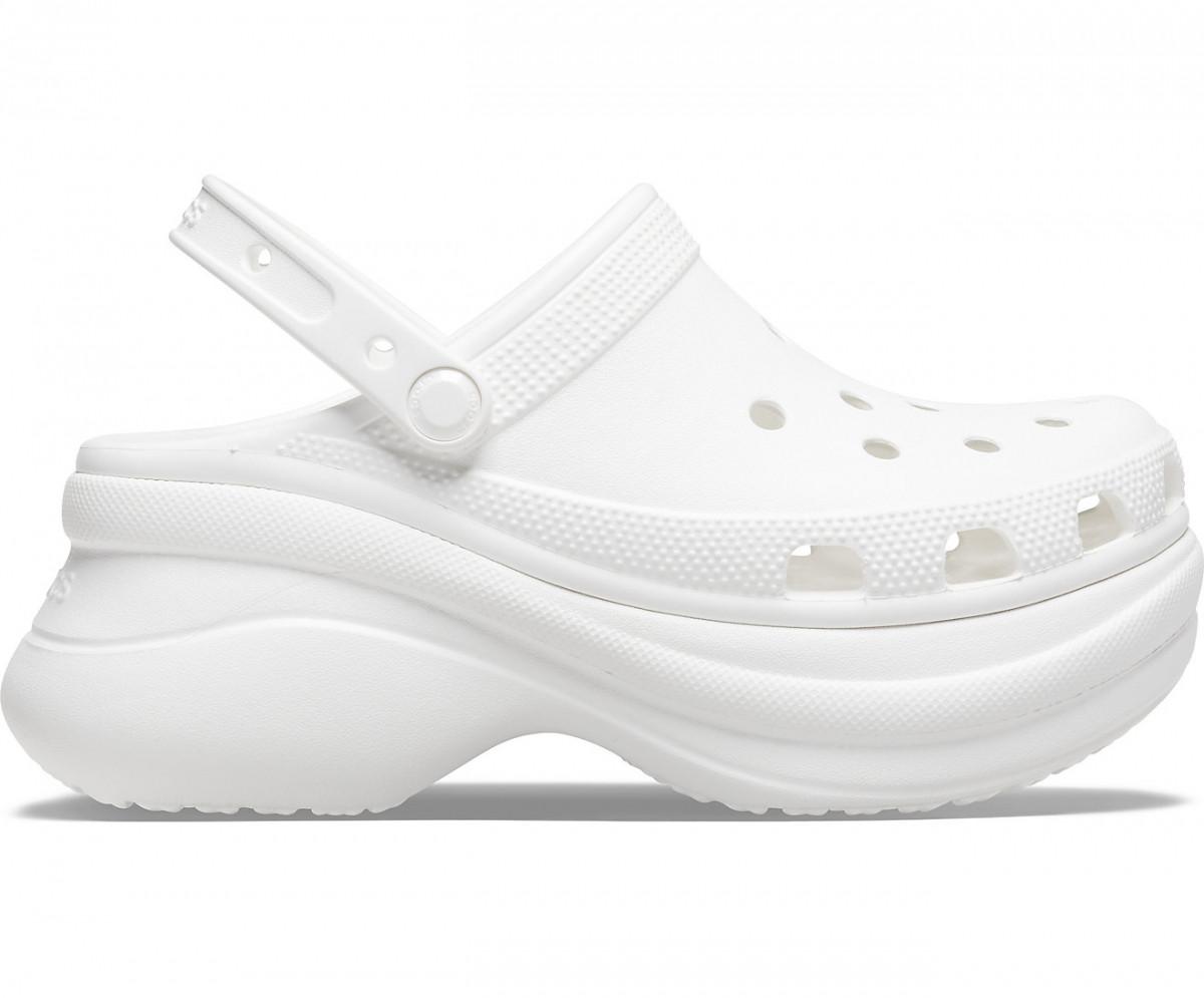Кроксы сабо Женские Classic Bae Clog White M6-W8 38-39 23,8 см Белый
