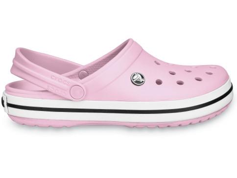 Кроксы сабо Женские Crocband Bubble Gum M4-W6 36-37 22,1 см Светло-розовый