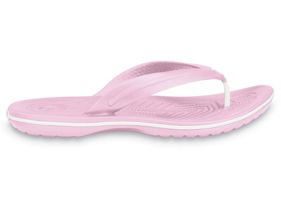Крокси сабо Жіночі Crocband Flip-Flop Bubble Gum M4-W6 36-37 22,1 см Світло-рожевий