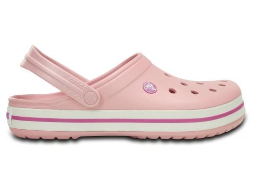 Крокси сабо Жіночі Crocband Pearl M4-W6 36-37 22,1 см Світло-рожевий