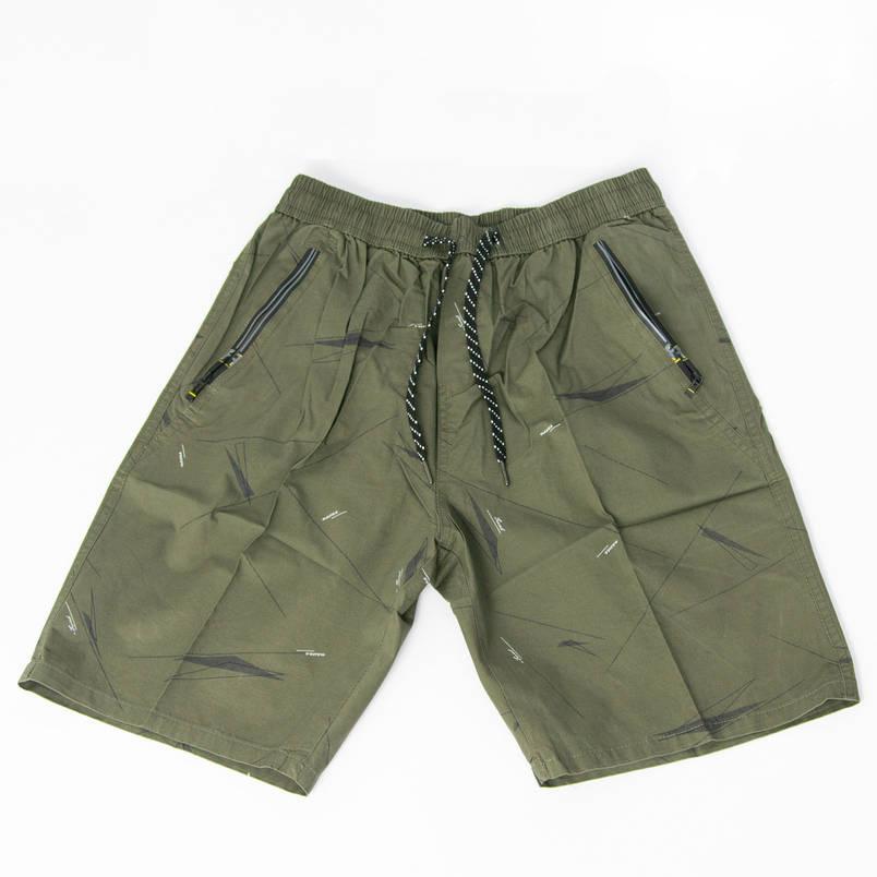 Котонові чоловічі шорти до колін (арт. 23-9656), фото 2
