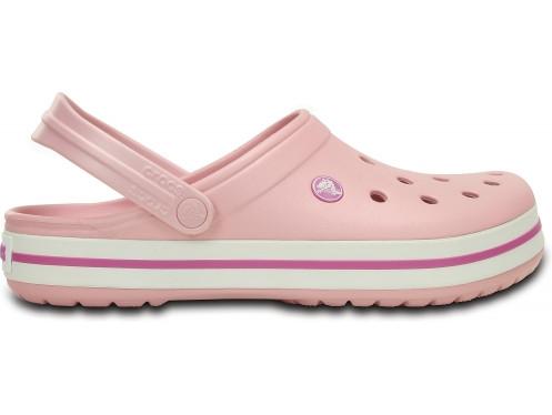 Кроксы сабо Женские Crocband Pearl M7-W9 39-40 24,6 см Розовый