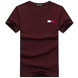 Мужская футболка в стиле Tomy томми хилфигер, фото 4