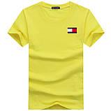 Мужская футболка в стиле Tomy томми хилфигер, фото 6