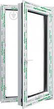 Окно Steko, металло-пластиковое, 800*1200 мм, S400, поворотно-откидное