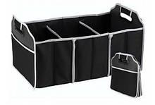 Складна сумка органайзер в багажник Car Boot Organizer