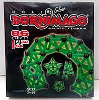 Магнитный конструктор Bornimago ML-86 Y (86 деталей)