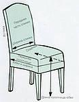 Чехол на стул и кресло. Эстетика и защита