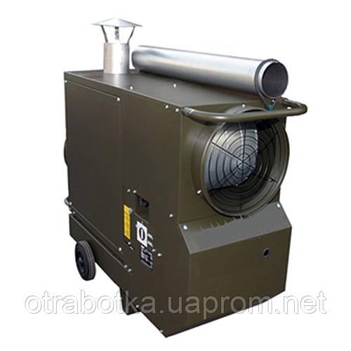 Дизельные теплогенераторы KROLL MM25 для экстремальных условий