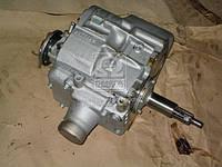 КПП (3307-1700010-01) ГАЗ 53, 3307 (пр-во ГАЗ) с кругл.фл.