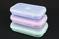 Емкость для хранения продуктов силикон 1911C 800 Мл