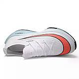 Кросівки чоловічі в стилі Nike Zoom 2K білі, фото 4