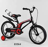 Велосипед магниевый 16 дюймов  CORSO алюминиевые диски, фото 2