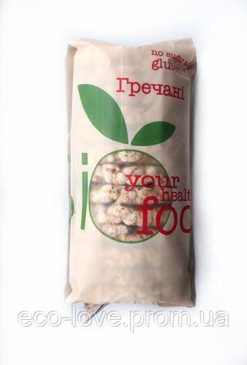 Хлебцы гречневые Bi Food 100г