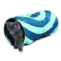 Тоннель тканевый для кошек Trixie 4301, 50x25 см