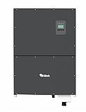 Комплект для мережевої сонячної електростанції 20 кВт (фотомодуль, інвертор,сонячна панель зелений тариф), фото 2