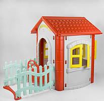 Домик для детей, Игровой домик Pilsan Magic House Pilsan 06-194, 172 х 131 х 112 см