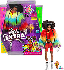 Кукла Барби Экстра Стильная Модница афроамериканка  Barbie Extra Brunetteоригинал