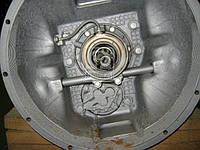 КПП (238ВМ-1700004-70) 238 ВМ (с демультипликатором:1-но диск.сцепл.,d вала 42 мм, фл. 4 отв.) (г.Тутаев)