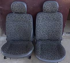 Сиденья пара 2шт комплект Славута ЗАЗ 1103