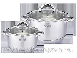 Набор посуды PIXEL, 4 предмета (6533635)