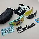 Солнцезащитные UV400 спортивные очки со сменными линзами, фото 2