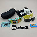 Солнцезащитные UV400 спортивные очки со сменными линзами, фото 6