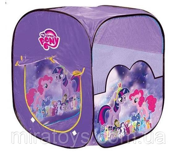 Дитячий намет 8008 PN Поні My Little Pony 92х72х72 см