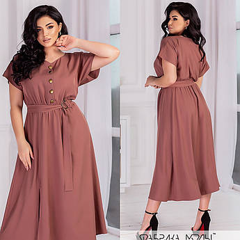 Легке плаття міді