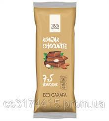 Шоколад без сахара SHIRATAKI KONJAK CHOCOLATE Миндальный (30 грамм)